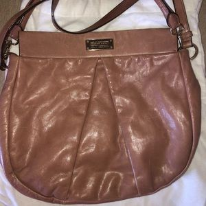 Marc by Marc Jacobs hobo in chestnut